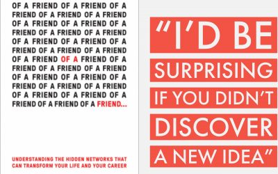 Book Review: Friend Of A Friend… by David Burkus