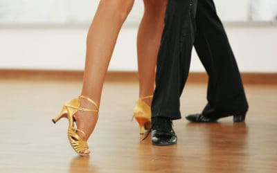 Two reasons why you should give dancing a whirl!