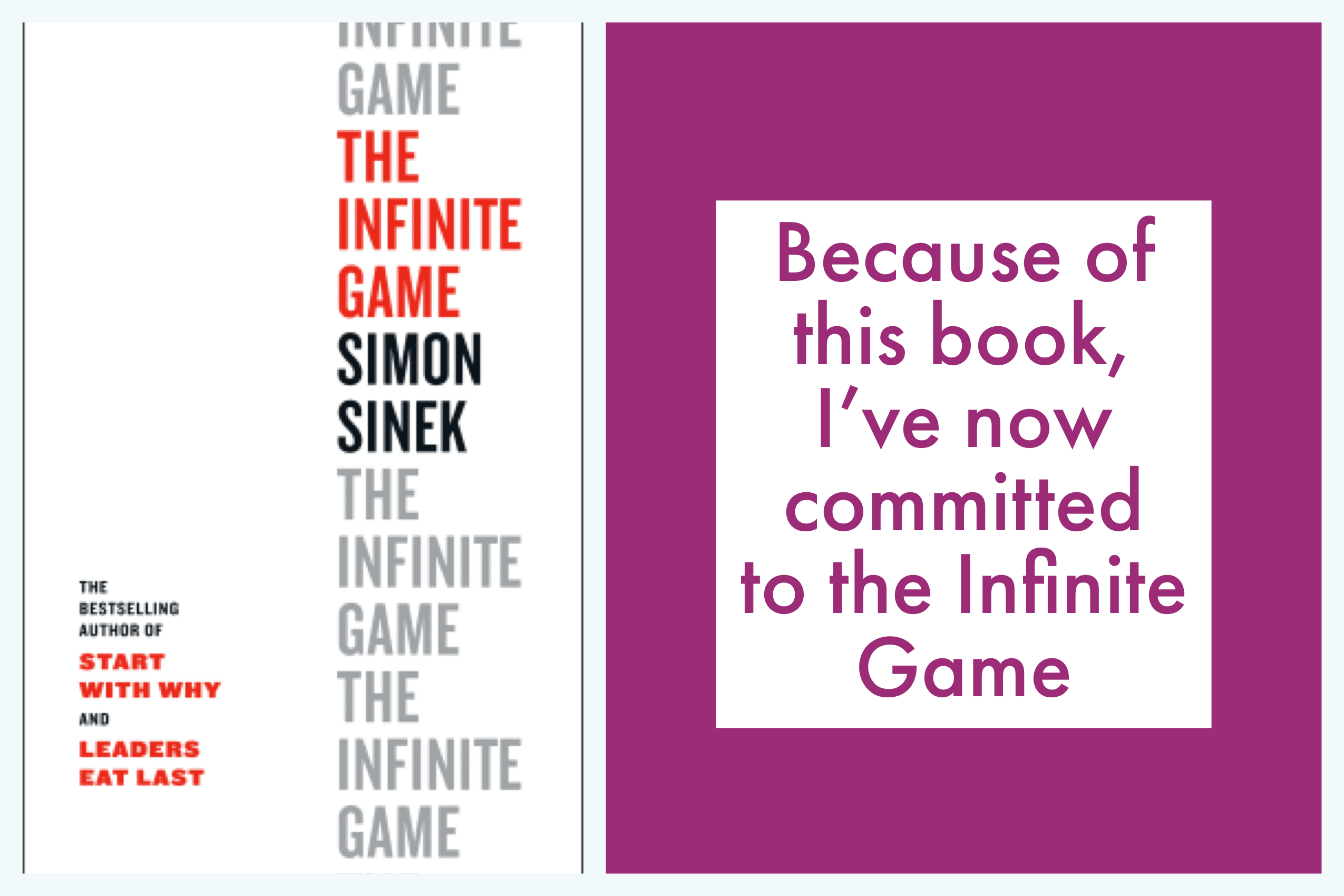 Book Review: The Infinite Game by Simon Sinek